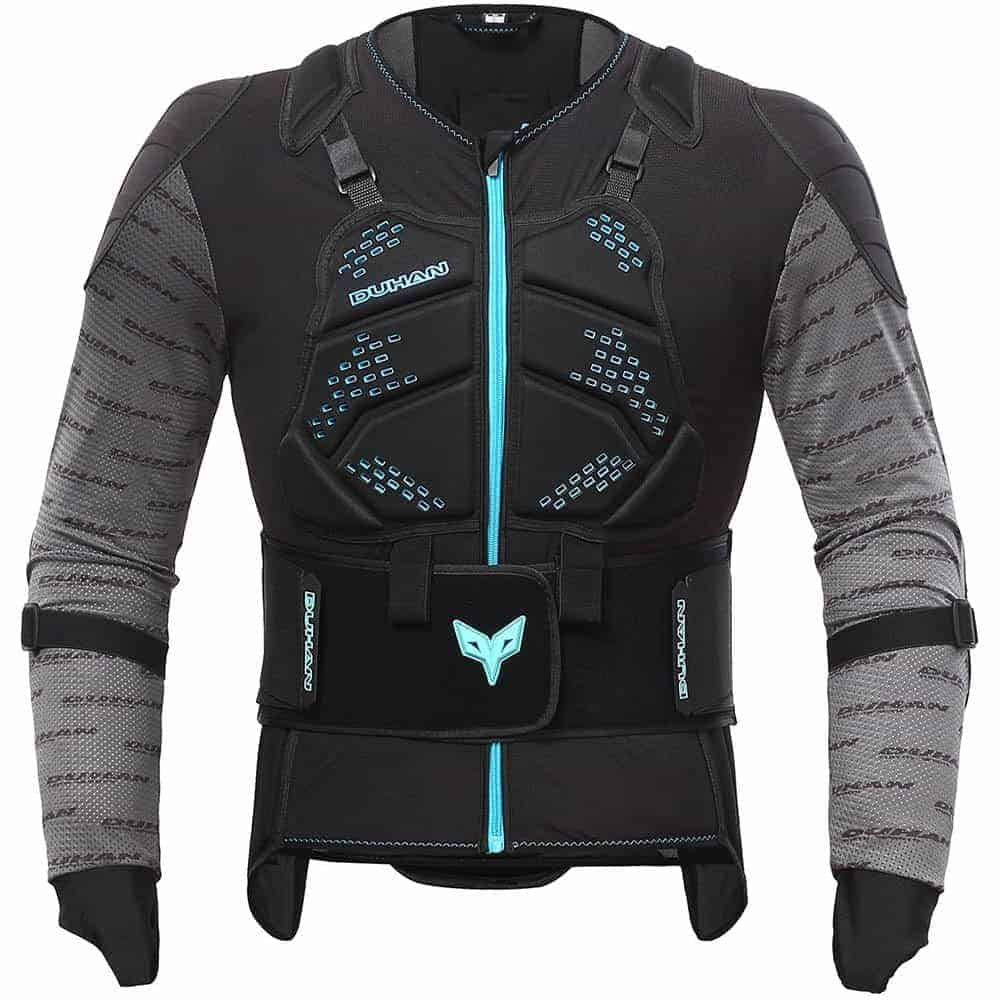 Motorcycle Body armor - DUHAN Protective Vest Gear