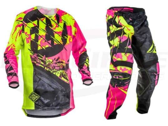 fly motocross combo set