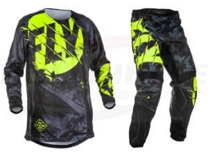 Fly Racing Motocross Combo Set